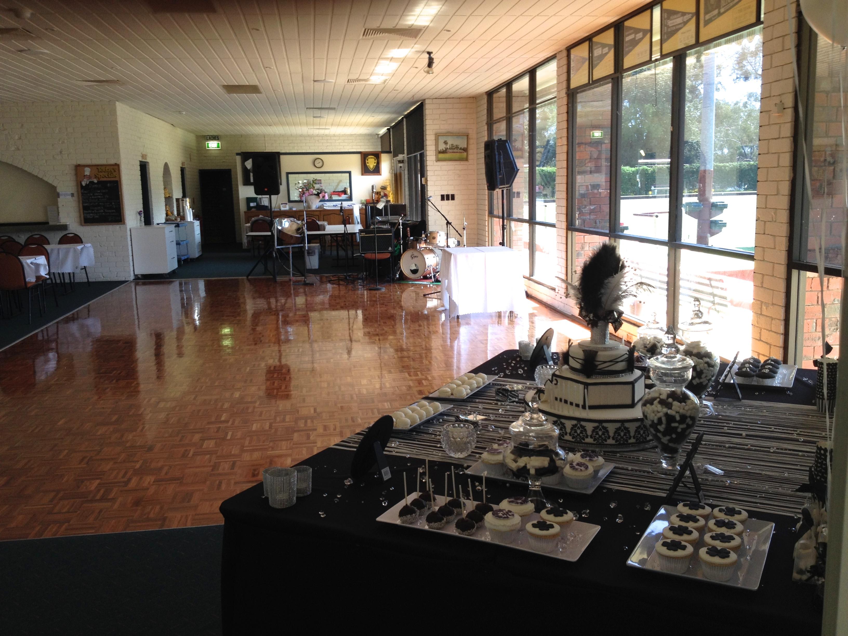 Venue Hire Werribee Bowls Club