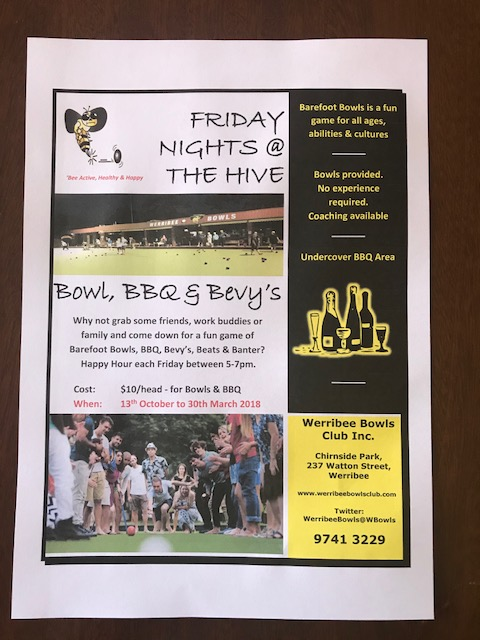 Friday Nights @ The Hive