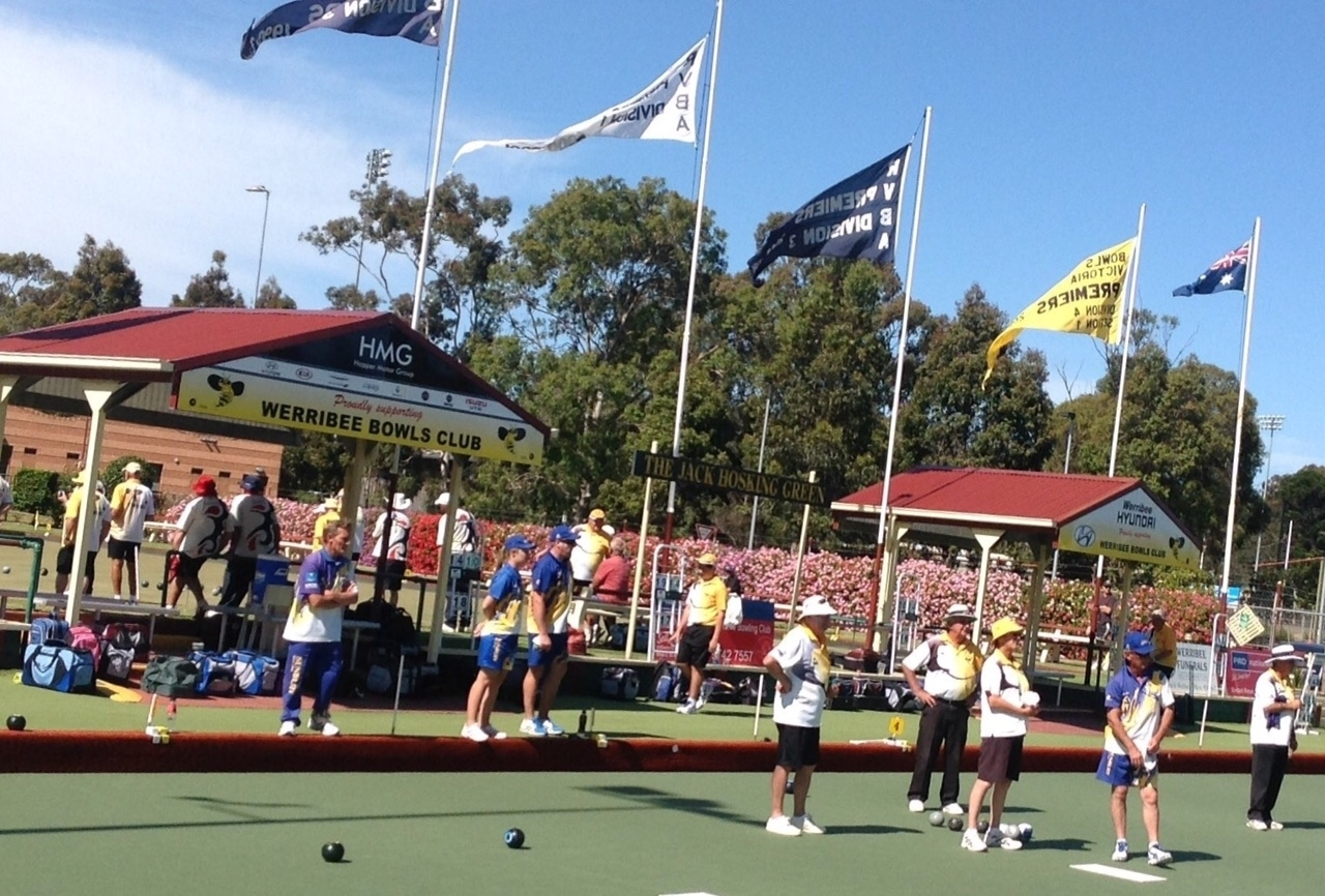 Werribee Bowls Club We Are Passionate About Lawn Bowls
