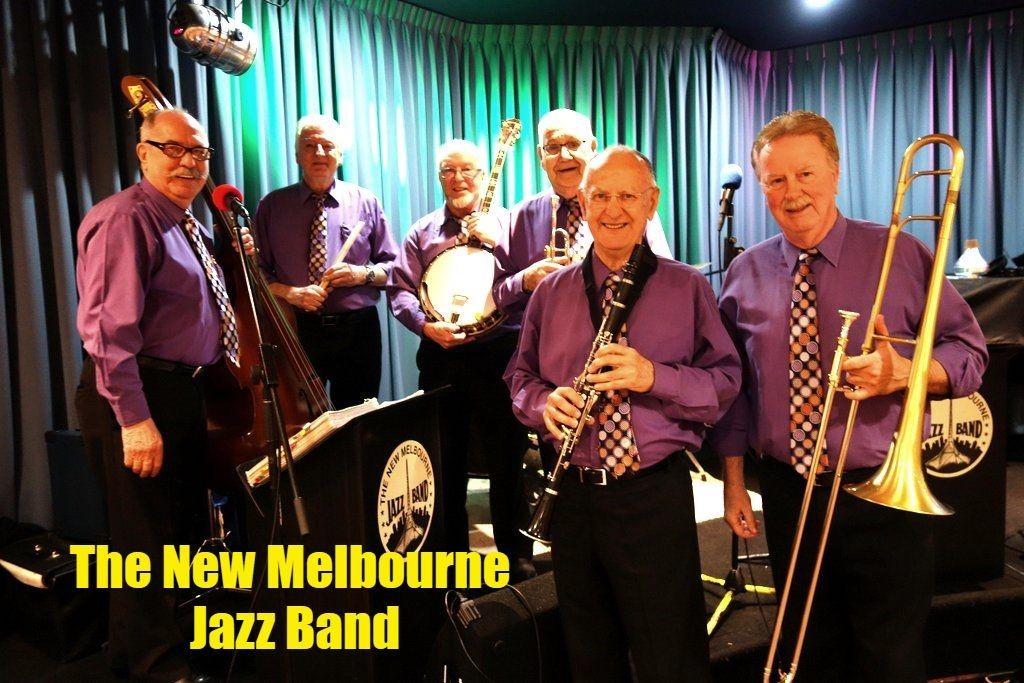 Melbourne Jazz Band - Jan 2018