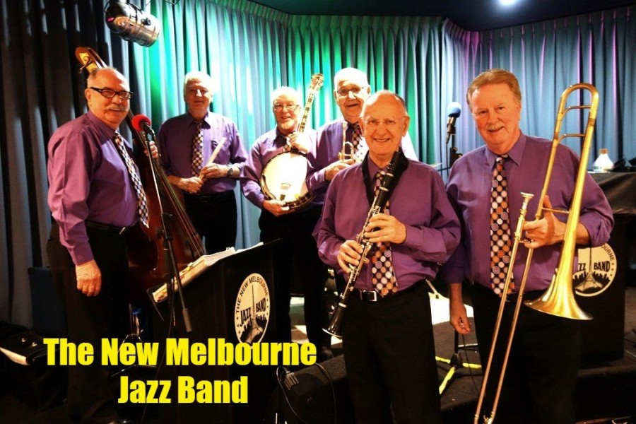 Melbourne Jazz Band - Jan 2018